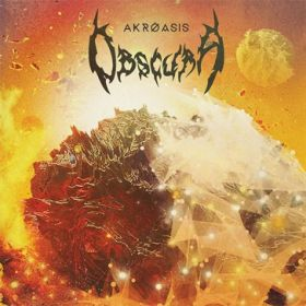 """OBSCURA """"Akroasis"""" 2016"""