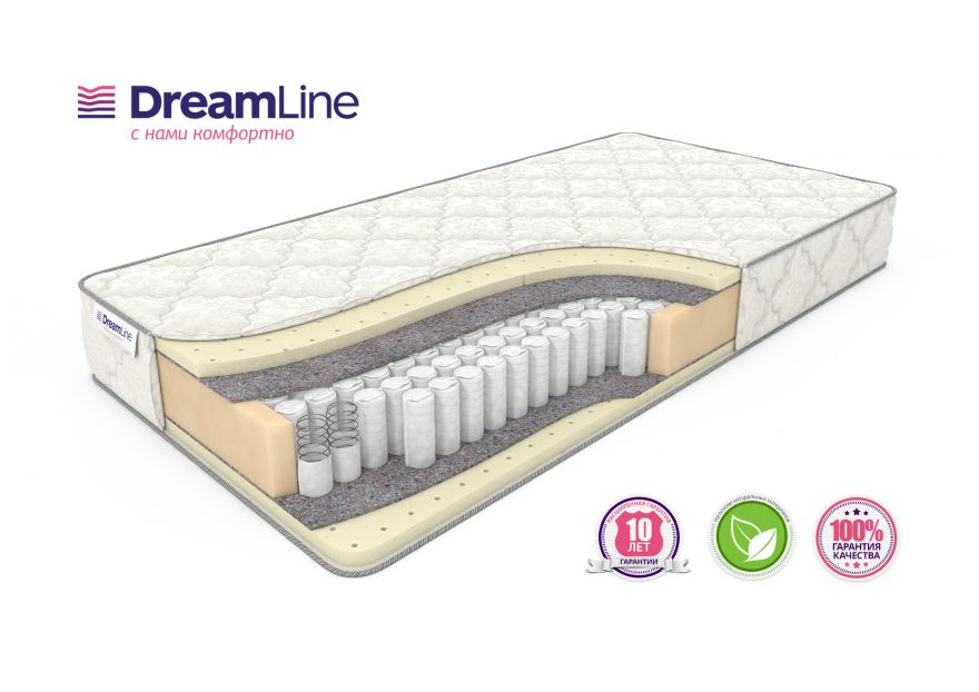 Матрас Sleep-2 S-1000   DreamLine