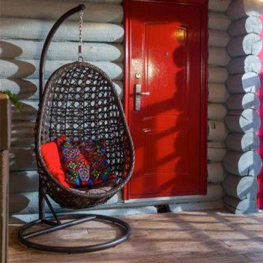 Подвесное кресло ФЛОРЕНЦИЯ + каркас (комплект)