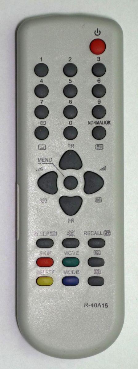 Daewoo R-40A15 (TV с t/t) белый (DTE-28A7K, KR-15U5FL)