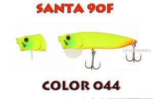 Воблер Aiko SANTA 90F  90 мм/ 16 гр / поверхностный / цвет - 044