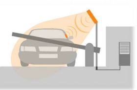 Система проезда по транспордерам (RFID меткам)