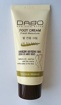Dabo Eco Life Style Foot Cream Крем для ног  Интенсивное увлажнение