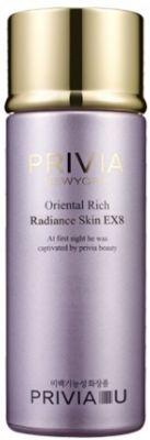 Privia Oriental Rich Radiance Skin EX8 Восстанавливающий тоник для лица