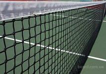 Сетка теннисная нить 3,5 мм с тросом Ø 5 мм, артикул 8035-03