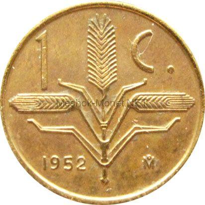 Мексика 1 сентаво 1952 г.