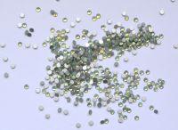 Камни Swarovski опал зеленый (размер #3) - 100 штук