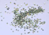 Камни Swarovski опал зеленый (размер #4) - 100 штук