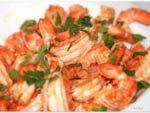 Морепродукты свежемороженые