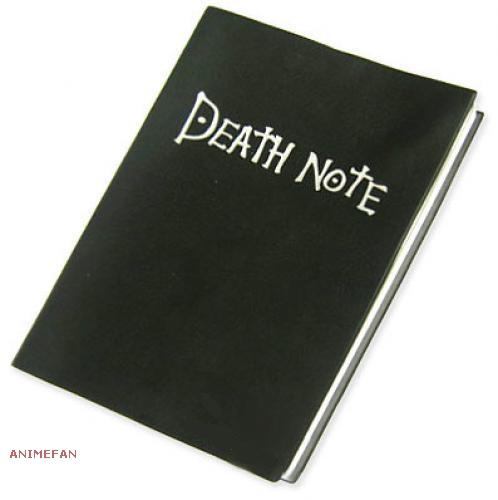 Death Note Notebook - Тетрадь Смерти_02