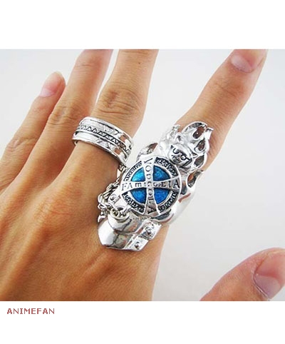 Katekyo Hitman Reborn! Cosplay Finger Ring