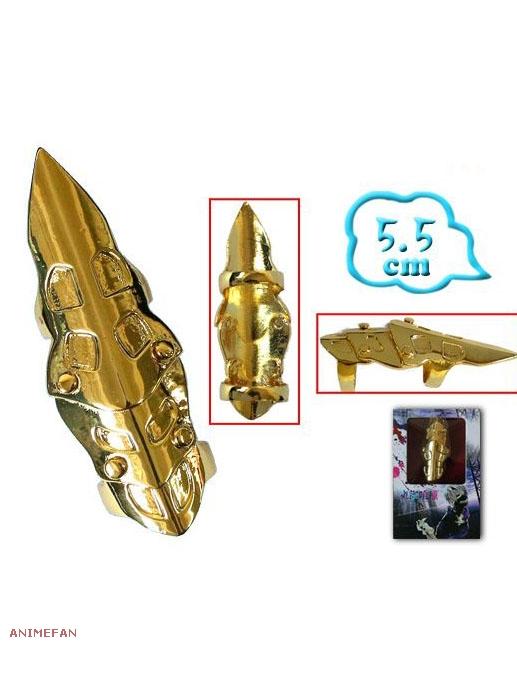 Tokyo Ghoul  Yakumo Oomori Cosplay Bone Ring