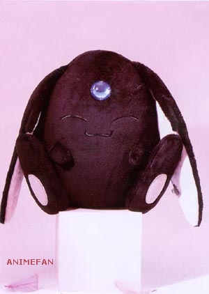 Tsubasa Chronicles - Black Mokona DX Plush