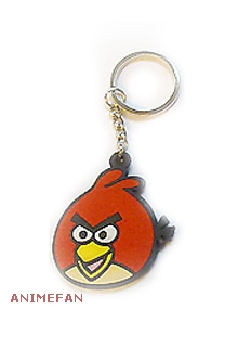 Брелок Angry birds Red Bird_01