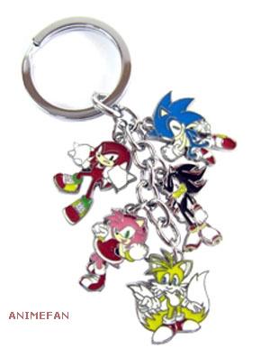 Брелок Sonic the Hedgehog_01