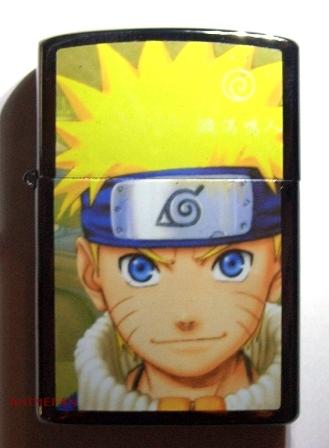 Зажигалка Naruto