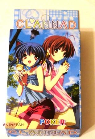 Игральные карты Clannand
