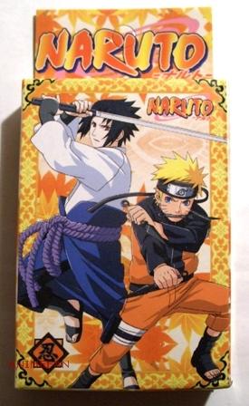 Игральные карты Naruto: Shippuuden