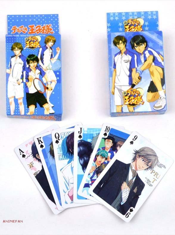 Игральные карты Prince of Tennis_01