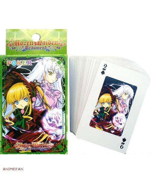 Игральные карты Rozen Maiden_01