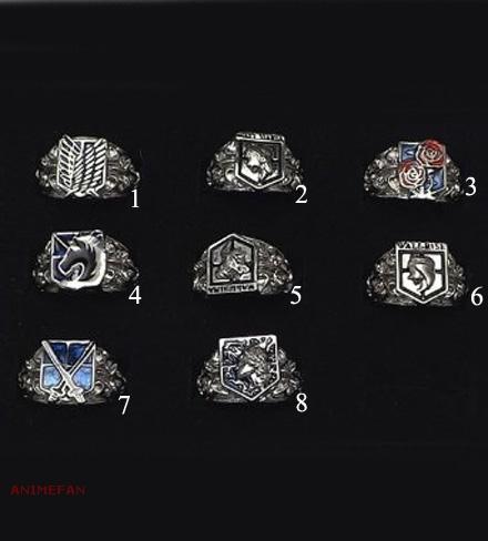 Кольца Атака Титанов_01