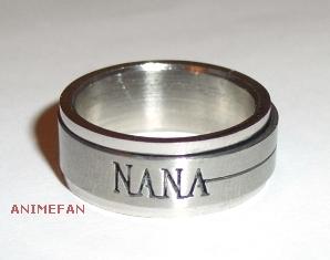 Кольцо Nana