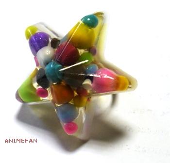 Кольцо Sweet Star