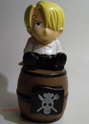 Копилка One Piece_Sanji
