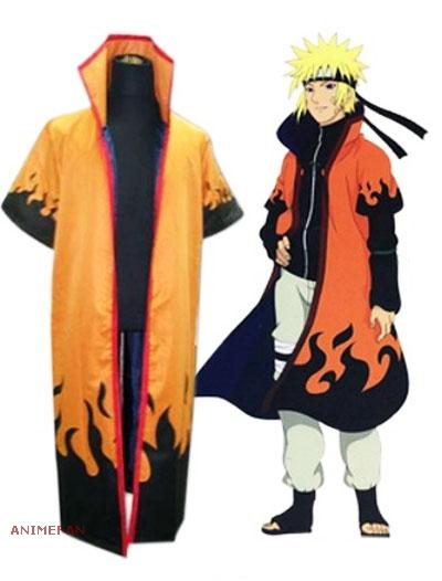 Косплейный костюм Наруто Узумаки 6-ой Хокаге