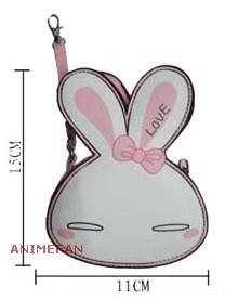 Кошелечек для мелочи Love Rabbit
