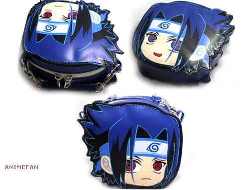 Кошелечек для мелочи Naruto - Sasuke