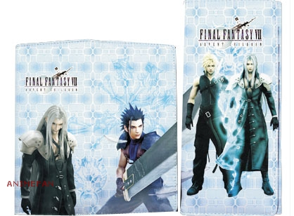 Кошелёк Final Fantasy VII: Advent Children_03