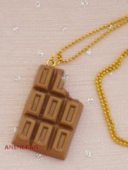 Кулон Chocolate