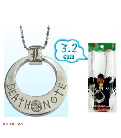 Кулон Death Note_46