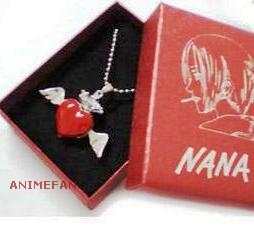 Кулон Nana_Heart