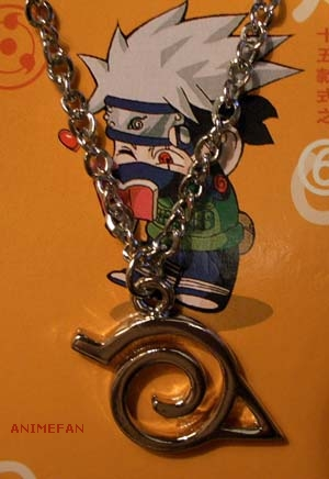 Кулон Naruto_18