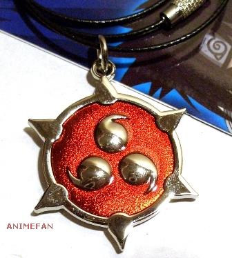 Кулон Naruto_74