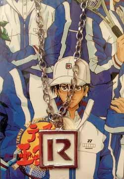 Кулон Prince of Tennis_01