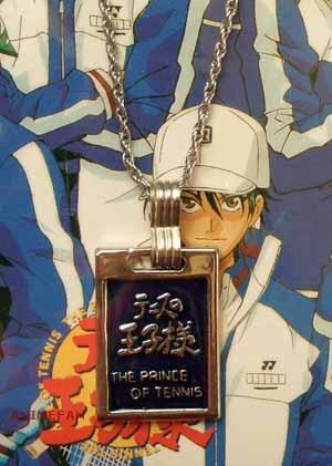 Кулон Prince of Tennis_02