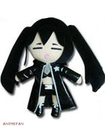 Мягкая игрушка Black Rock Shooter_02