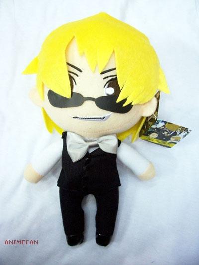 Мягкая игрушка Durarara!! Shizuo Heiwajima