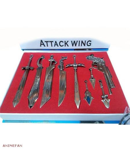Набор оружия Атака Титанов_01
