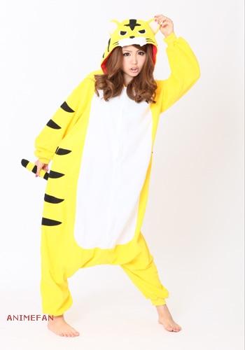 Пижама Кигуруми Тигр_01
