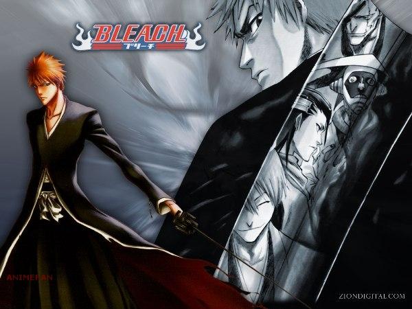 Плакат Bleach_07