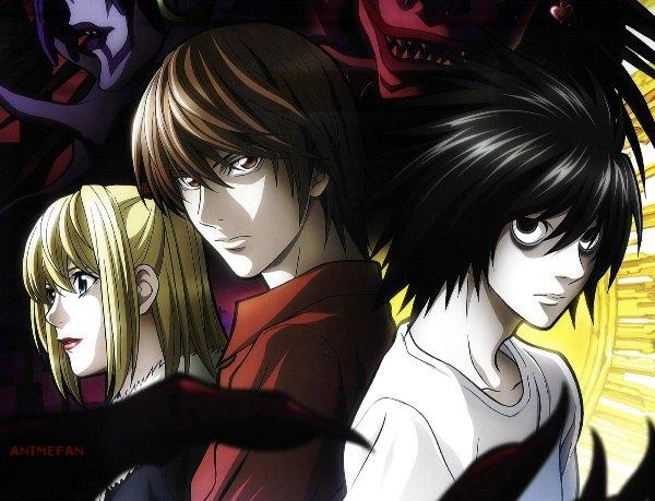 Плакат Death Note_02