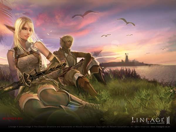 Плакат LineAge II_02