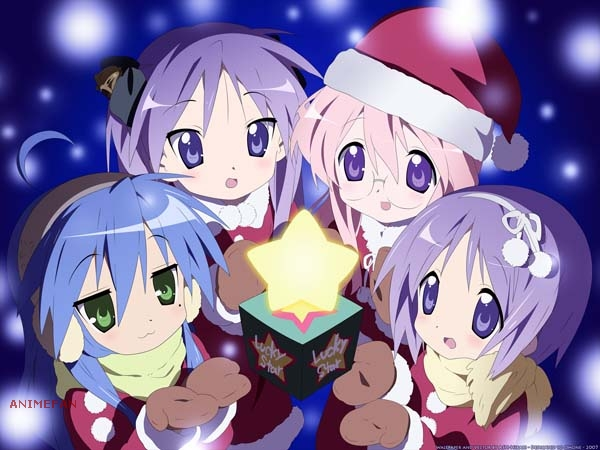 Плакат Lucky Star_01