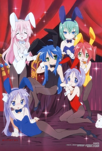 Плакат Lucky Star_05