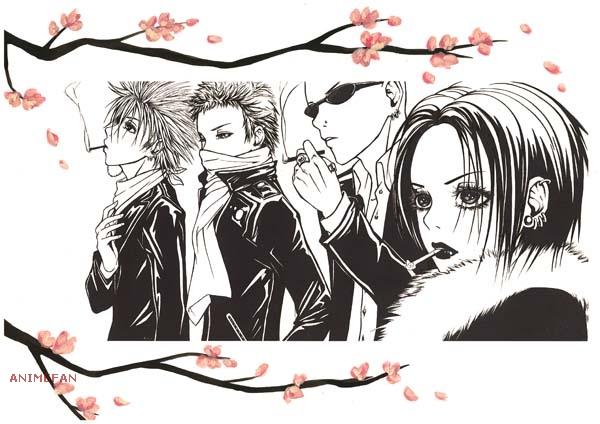 Плакат Nana_01