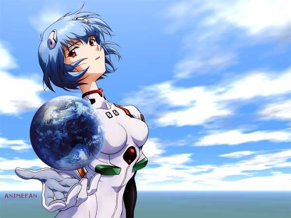 Плакат Neon Genesis Evangelion_02